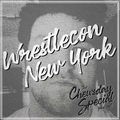 Wrestlecon New York