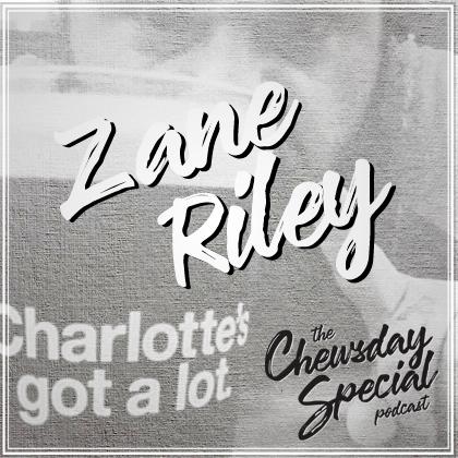 Season 2 Premiere: Zane Riley
