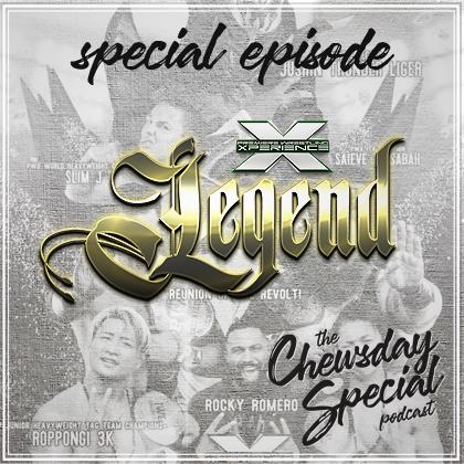 Special Episode: PWX Legend